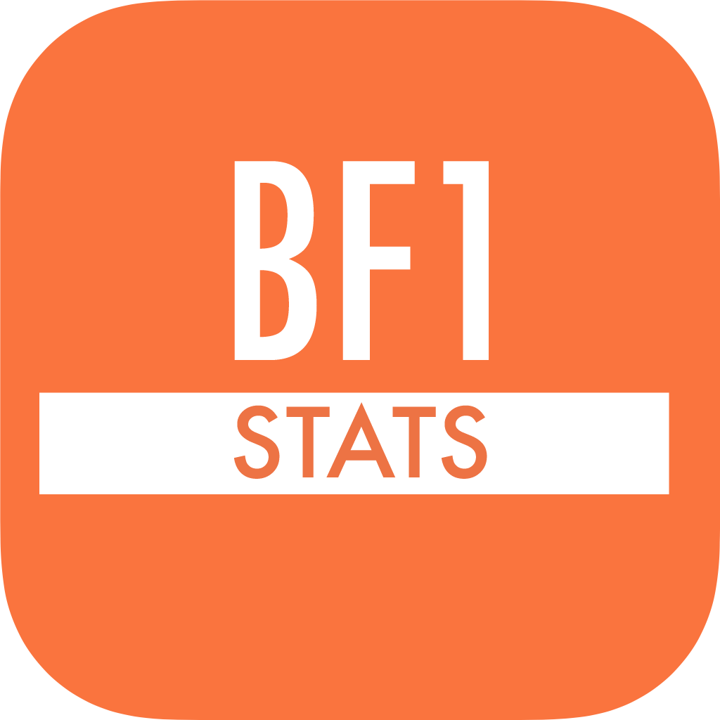 BF1 Stats App Icon